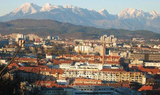 Lublaň - hlavní město Slovinska