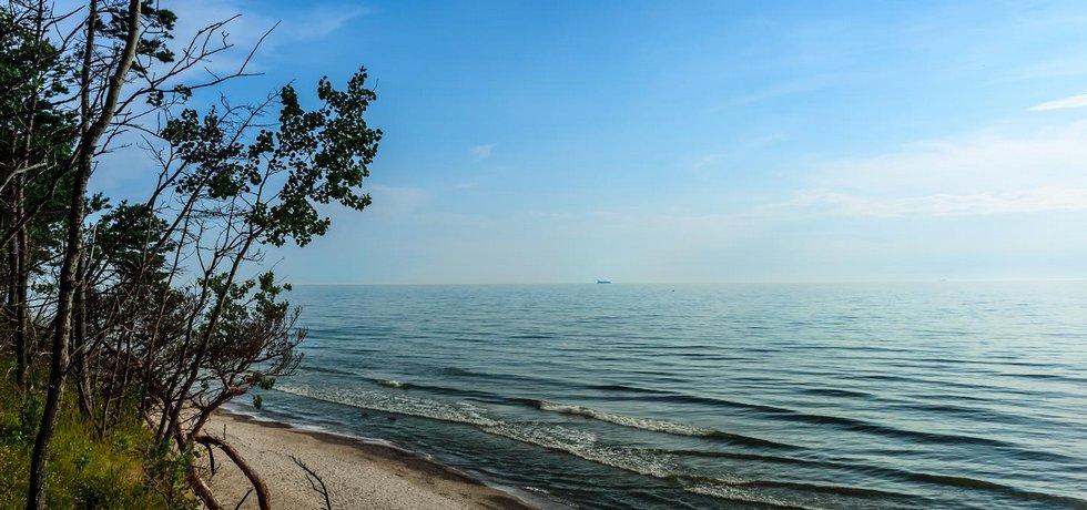 Baltické moře - ilustrační foto