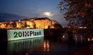 Značku projektu Plzeň 2015 město přijalo za své dočasné oficiální logo