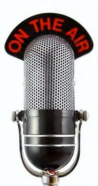 mikrofon, rádio, rozhovor,