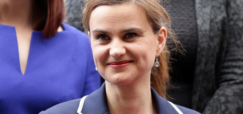 Britská poslankyně Jo Coxová