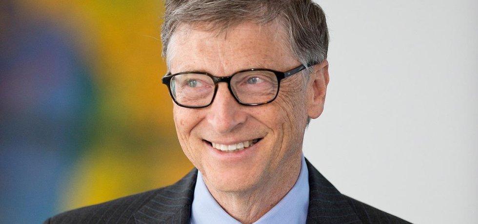 Bill Gates (Zdroj: Wikimedia Commons)