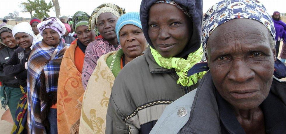 Zimbabwe, ilustrační foto.