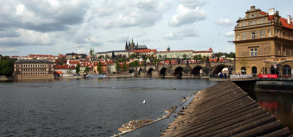Pražský hrad - ilustrační foto