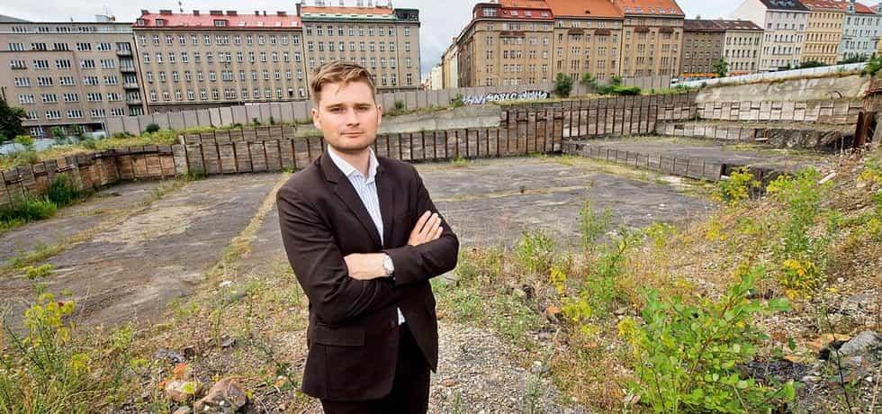 Výkonný ředitel společnosti Lordship Václav Matoušek