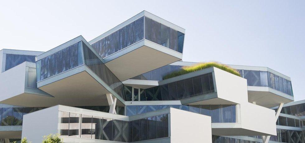 Hlavní sídlo společnosti Actelion ve švývarské Bazileji.