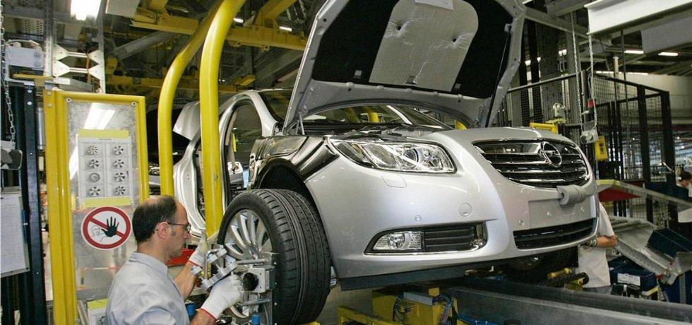 Továrna Opelu