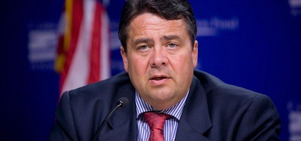 Německý vicekancléř a ministr hospodářství Sigmar Gabriel (Autor: Ralph Alswang, CC BY 2.0, Flickr)