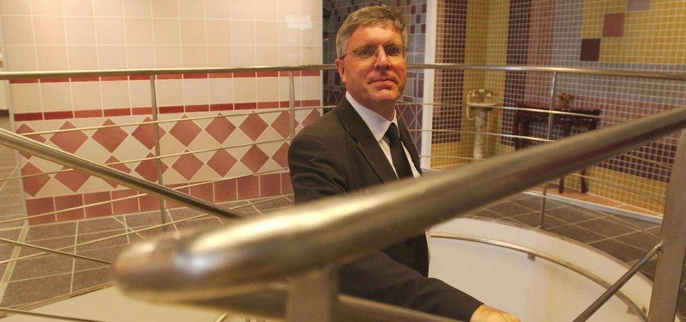 Ředitel společnosti Genesis Capital Jan Tauber