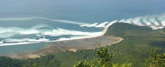 tsunami na Sumatře