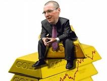 Cena zlata v dolarech za troyskou unci