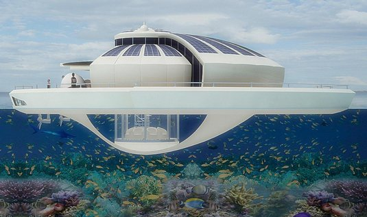 Solar Floating Resort (SFR)