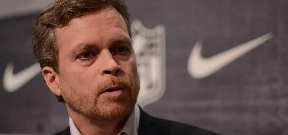 Výkonný ředitel a předseda Nike Mark Parker (Zdroj: Youtube)