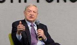 Soros se stal čínským veřejným nepřítelem číslo jedna