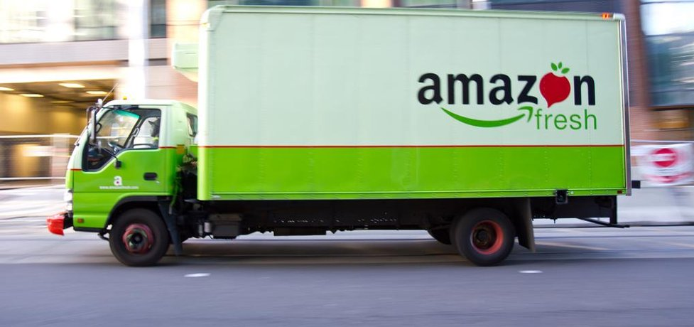 "Fotografie ""Amazon Fresh"" licencovaná pod CC BY 2.0"