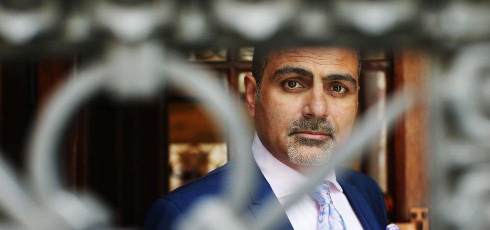 Shahram Abdullah Zadeh, perský byznysmen
