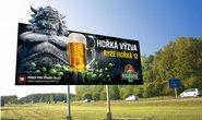 Billboard Radegastu opět nabízí hořkou výzvu