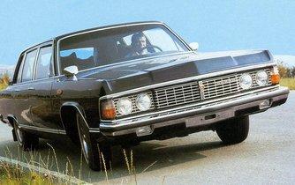 Čajka z roku 1977