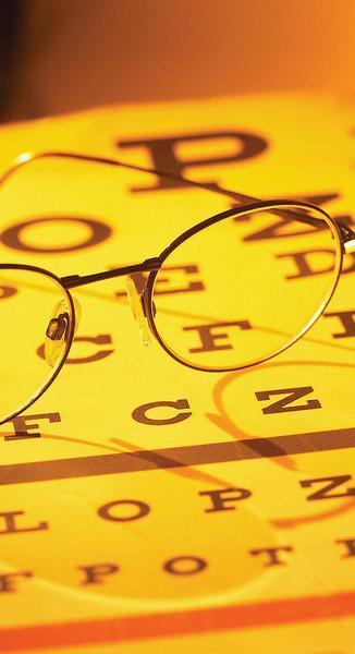 Anatomie oka a nejčastější úrazy očí