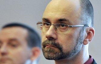 Bývalý výkonný ředitel Central Group Aleš Novotný u soudu