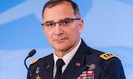 Na východě musíme posílit, řekl nový šéf evropské části NATO