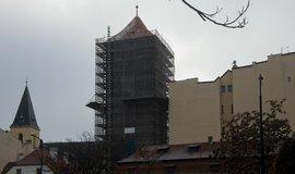 Novomlýnská vodárenská věž v Praze