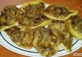 Pečené papriky k masu