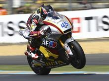 Moto2: Prvnm nepanlskm vtzem leton sezny se stal Scott Redding