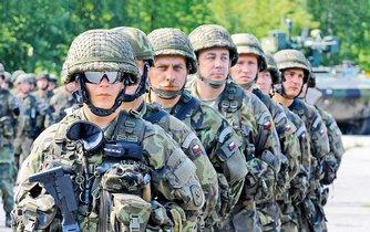 Armáda - ilustrační foto