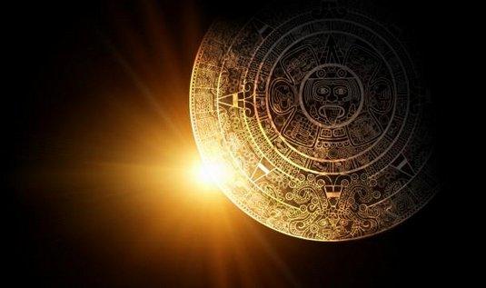 Mayský kalendář, ilustrační foto