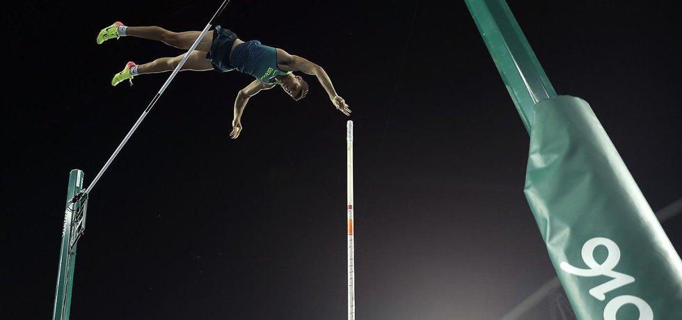 Skok o tyči - ilustrační foto (Zdroj: čtk)