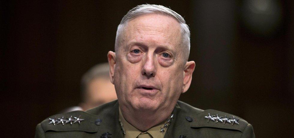 """""""Šílený pes"""" Mattis, kterého veteráni milují, bude novým ministrem obrany rodící se administrativy zvoleného prezidenta Spojených států Donalda Trumpa"""