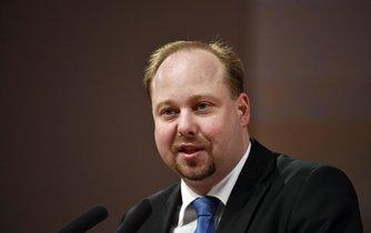 Jeroným Tejc, jeden z členů skupiny, která se má v novele zákona o registru smluv vyznat