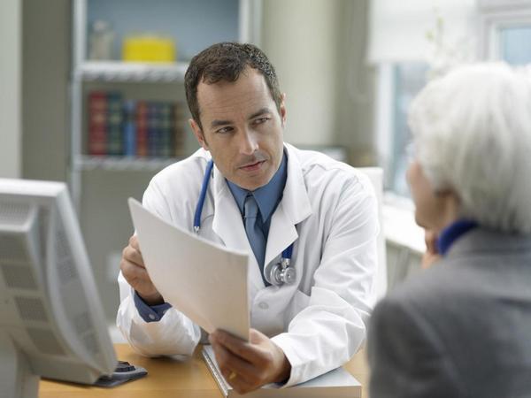 lékař, ordinace, praktik