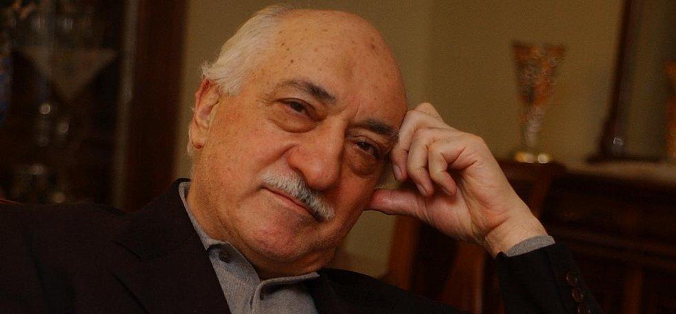 Fethulláh Gülen (Zdroj: Flickr)