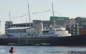Královská jachta Britannia