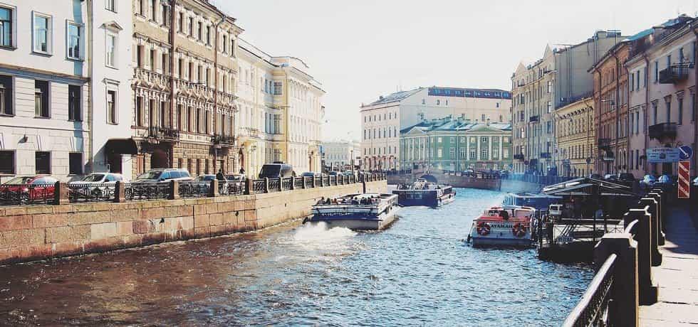 Petrohrad, ilustrační foto
