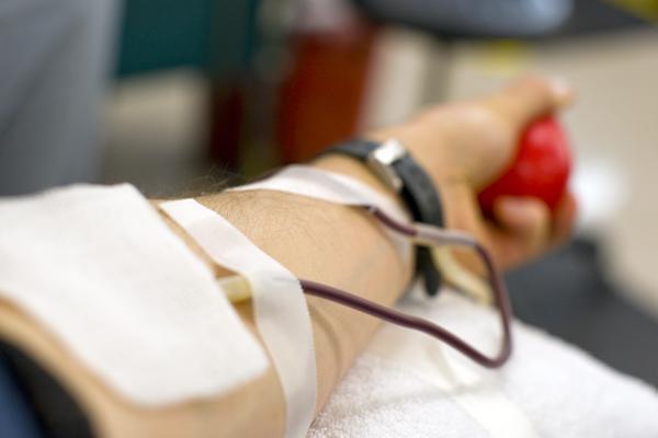 krev, transfuze