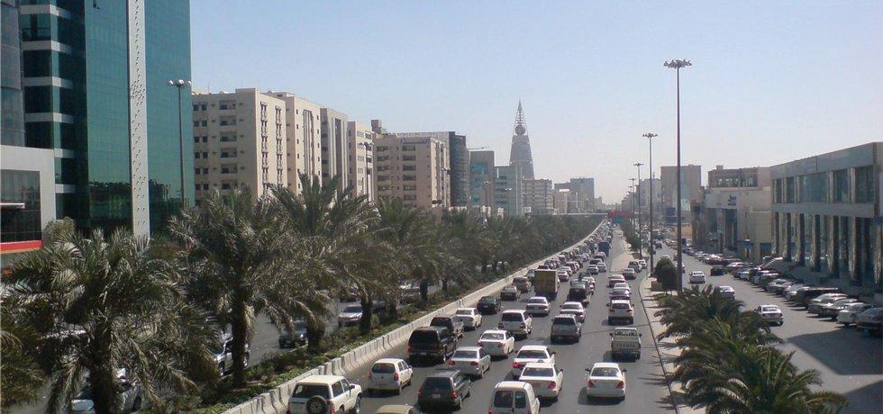 Rijád, hlavní město Saúdské Arábie