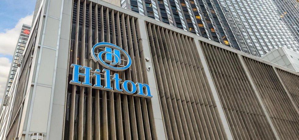 Hotel Hilton v New Yorku