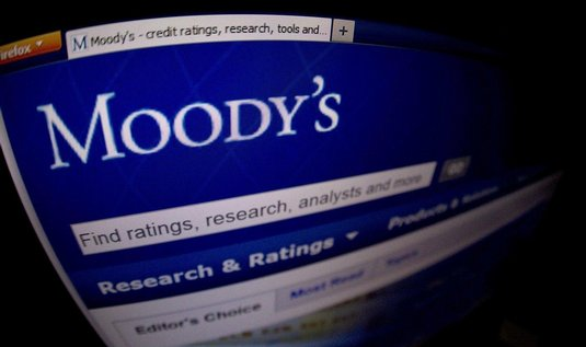 Moody's, rating