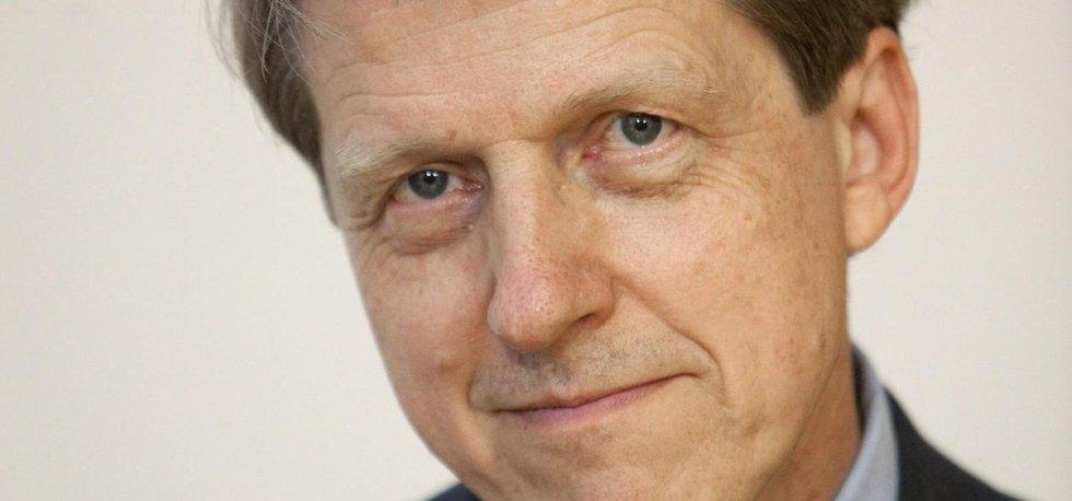 Nositel Nobelovy ceny za ekonomii Robert J. Shiller