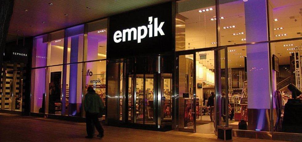 NFI Empik Media & Fashion SA (EM&F) je distributorem mediálních a zábavních produktů, oblečení, obuvi, hraček a doplňků pro děti, kosmetiky a jazykových kurzů.