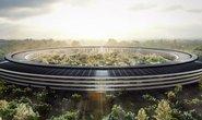 Jablečný komplex by měl být hotový v roce 2016 (Foto: Apple, samospráva Cupertino)