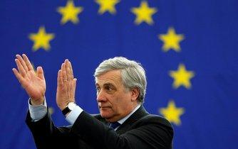 Nový předseda Evropského parlamentu Antonio Tajani