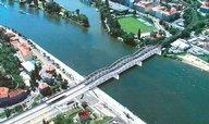 Železničáři chystají pro Prahu nový most