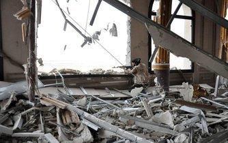 Palmýra a průběh bojů v jejím okolí