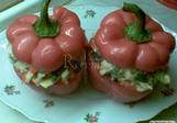 Výborné plněné papriky