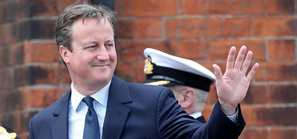 Britský premiér David Cameron (Zdroj: čtk)