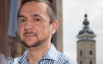 Bývalý primátor Českých Budějovic Juraj Thoma
